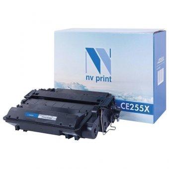 Картридж лазерный NV PRINT (NV-CE255X) для HP LaserJet P3015d/P3015dn/P3015x, ресурс 12500 стр 361184 купить по низкой цене в москве.