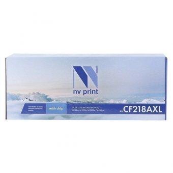Картридж лазерный NV PRINT (NV-CF218AXL) для HP M104a / M104w / M132fn / M132nw, ресурс 3500 страниц 363373  по низкой цене в москве. Цены, отзывы, описание.