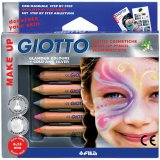 "Карандаши для грима ""GIOTTO MAKE UP MATITE GLAMOUR"", 6 цветов"